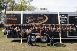 Canada Duck Hunting Trip