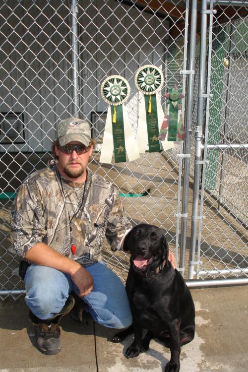 Hunting Dog HRC Ribbon