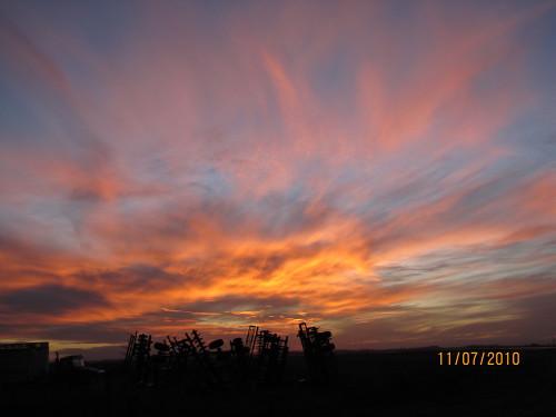Hunting Trip Sunset